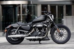 KIT CINTA ENVOLVENTE NEGRA ESCAPES CUSTOM SPORTSTER